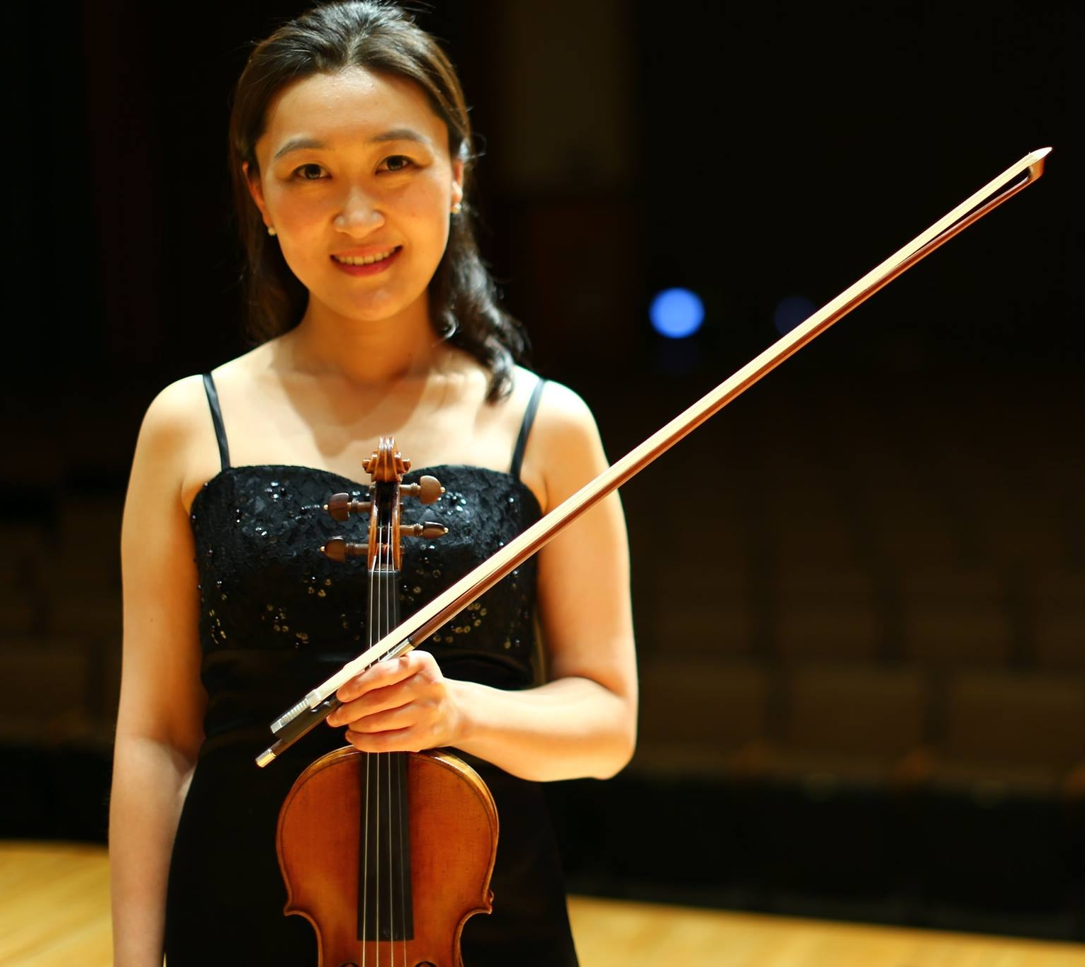 Dr. Hyeri Choi will join us for our first  Evening of Chamber Music on October 18, 2018 .