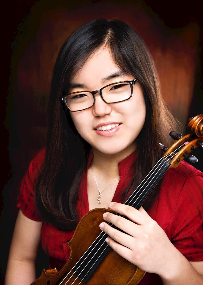 Yonsoo Park, violin -