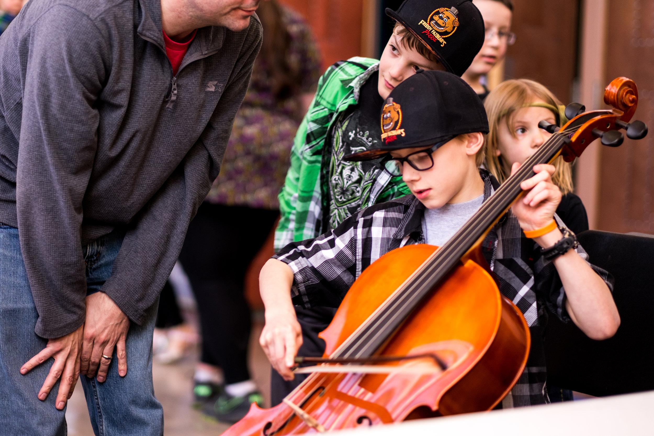 Family Concert: Carnival of the Animals — Idaho Falls Symphony