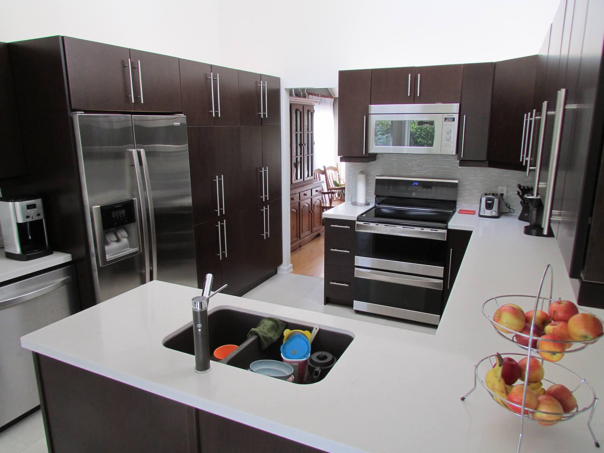 Uxbridge Modern Home Renovation -