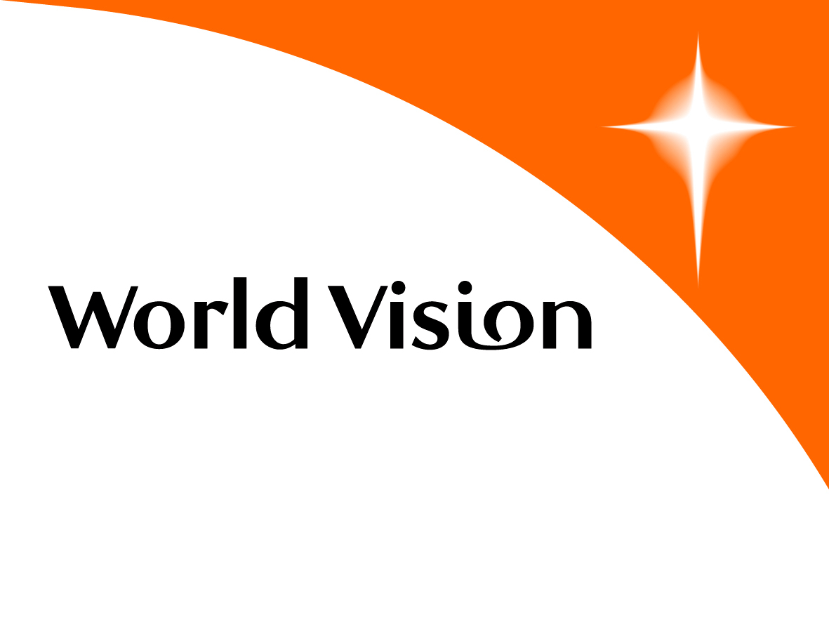 Love can change the world. - We are proud to partner with World Vision to bring more love to communities around the world than ever before!
