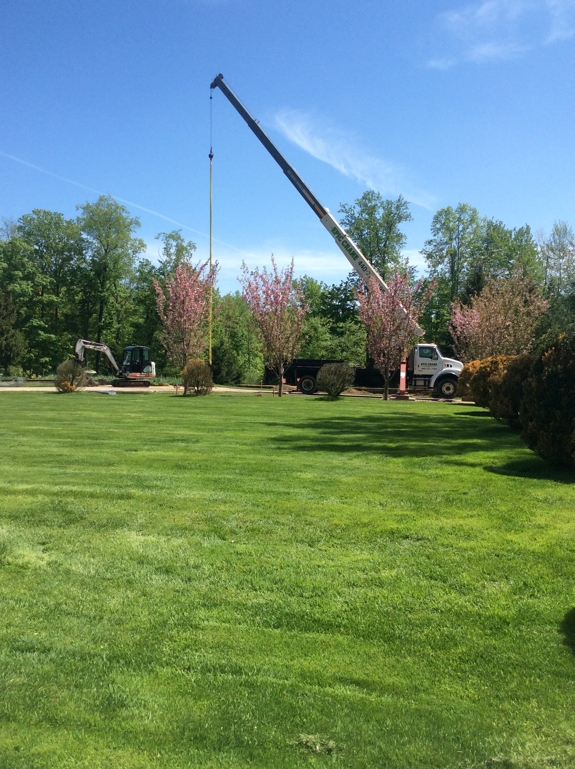 Weekly lawn care in Hudson OH