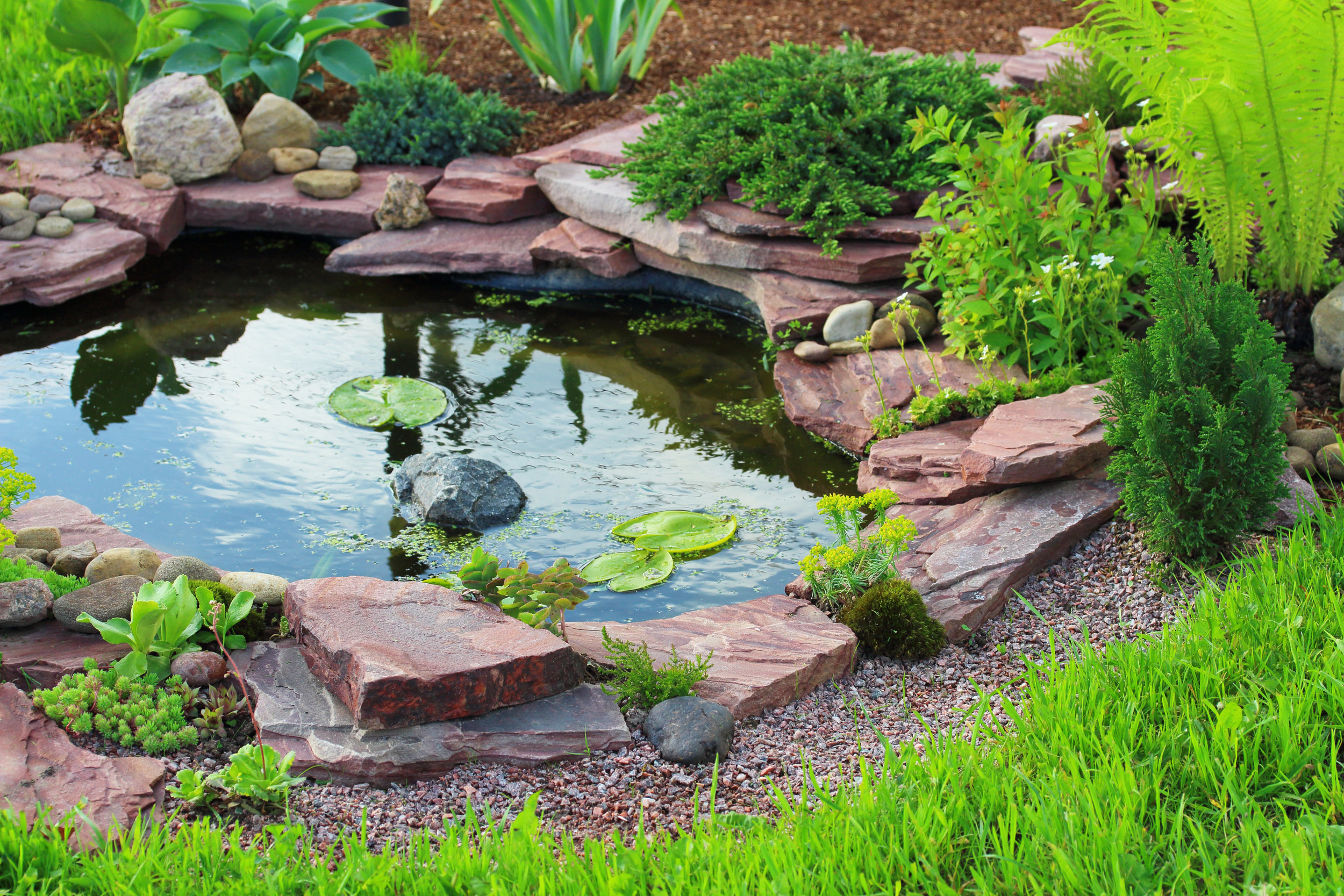 Beautiful Water Features to Include in Your Pepper Pike, OH, Landscape Design