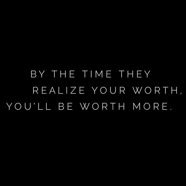 #Repost @thehoodwitch ・・・ A message today and  everyday: Know your worth, charge tax, + s&h 💅🏾 never settle for less!  Sometimes we allow those who are undeserving + unworthy of our time, energy, and attention to slip between the cracks, f*ck 'em. In the end it's their loss and they're only doing you a favor to help you create stronger boundaries and Stronger love of self. continue to flourish, grow, and excel. Your guides are always watching out and protecting you. What may feel like a loss, is truly a gain. ♥️ #Bossasswitch #knowyourworth #selflove #empowered #lifelessons #everydaymagic #alwaysonpoint  #noparasites #novampires #selfcare #wellness #mentalhealth #magic #energy #witch