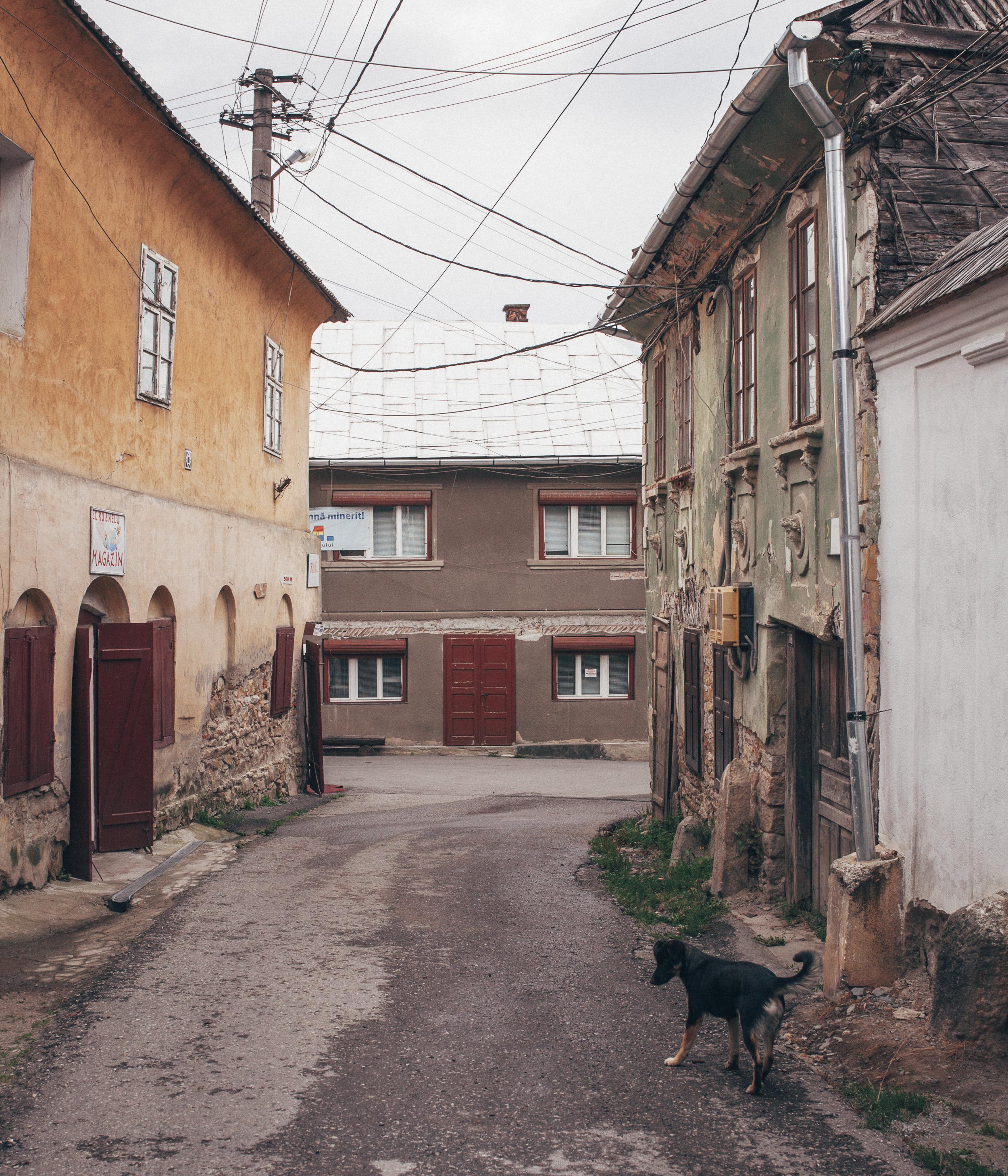 Das Dorf ist tief gespalten. Durch das Projekt würde es in der strukturschwachen Region wirtschaftlich bergauf gehen - Aber zu welchem Preis?