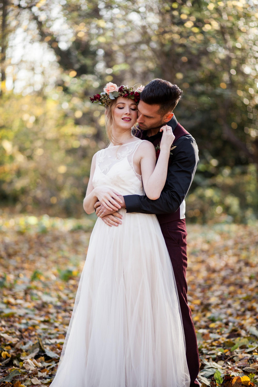 bridal look bridal dress and flower crown.jpg