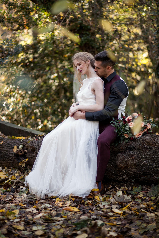 bridal look bridal dress wedding photography forest wedding.jpg