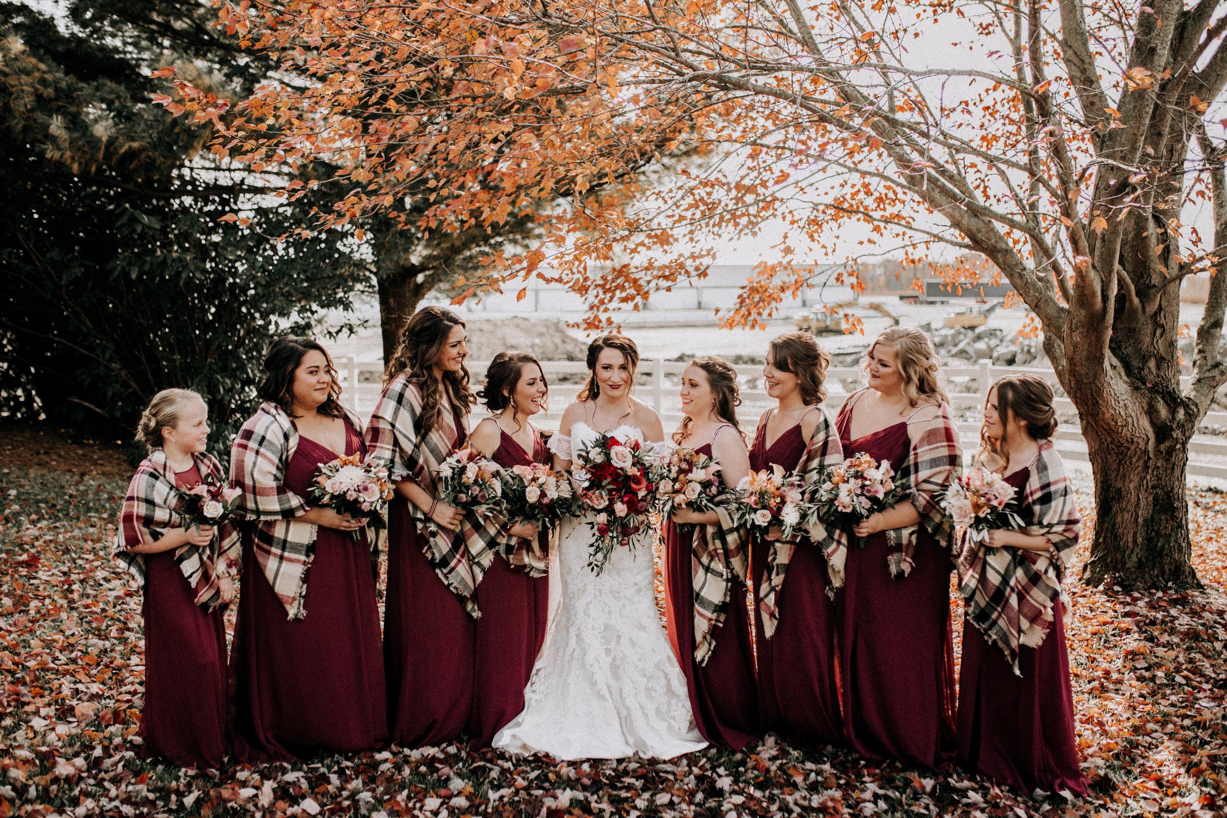rustic wedding fall colors bridesmaids.jpg