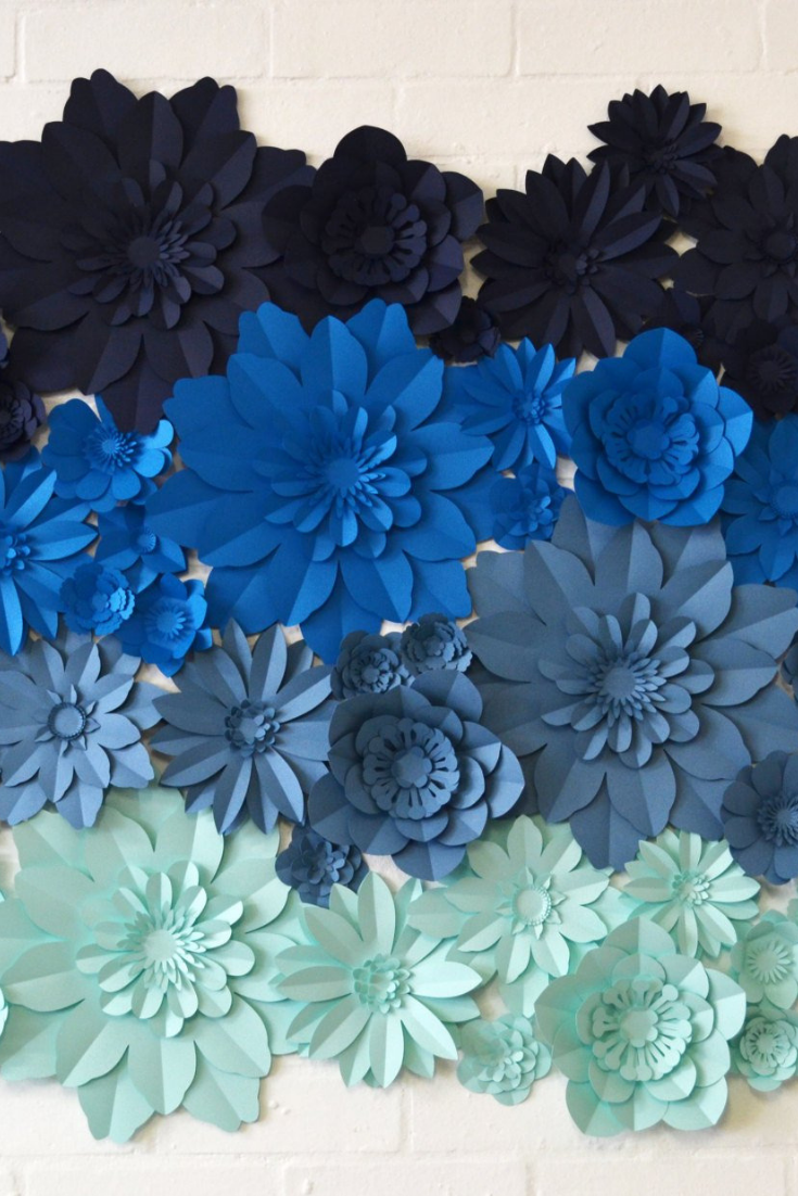 Large ombre paper flower backdrop or installation.png