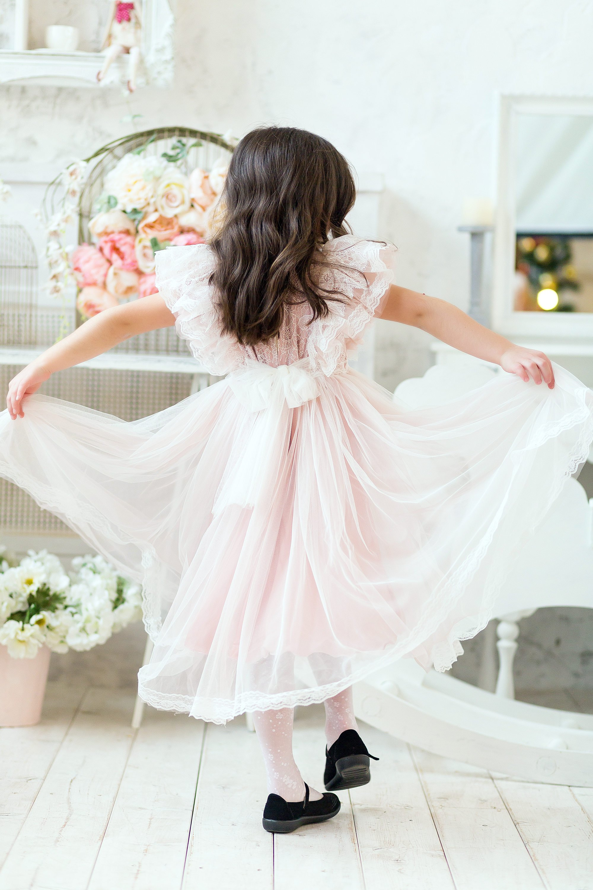 Pink Flower Girl Dress Birthday Christmas.jpg
