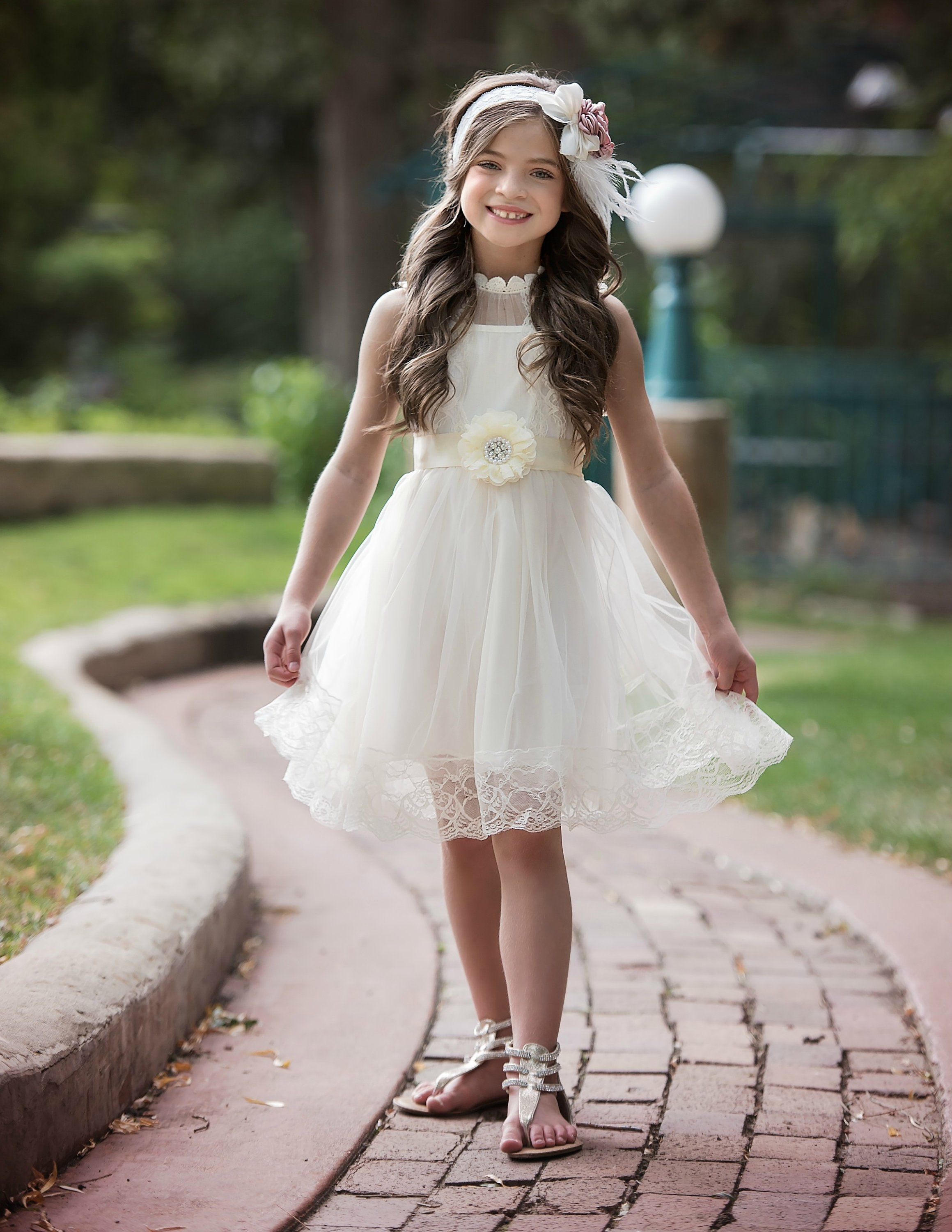 Lace Flower girl dress, rustic bohemian.jpg