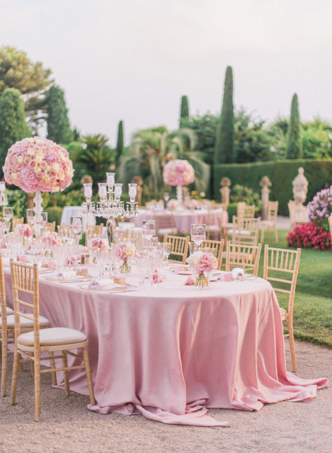Chateau-wedding-france-Harriette-Earnshaw-Photography-pink wedding table arrangements.jpg