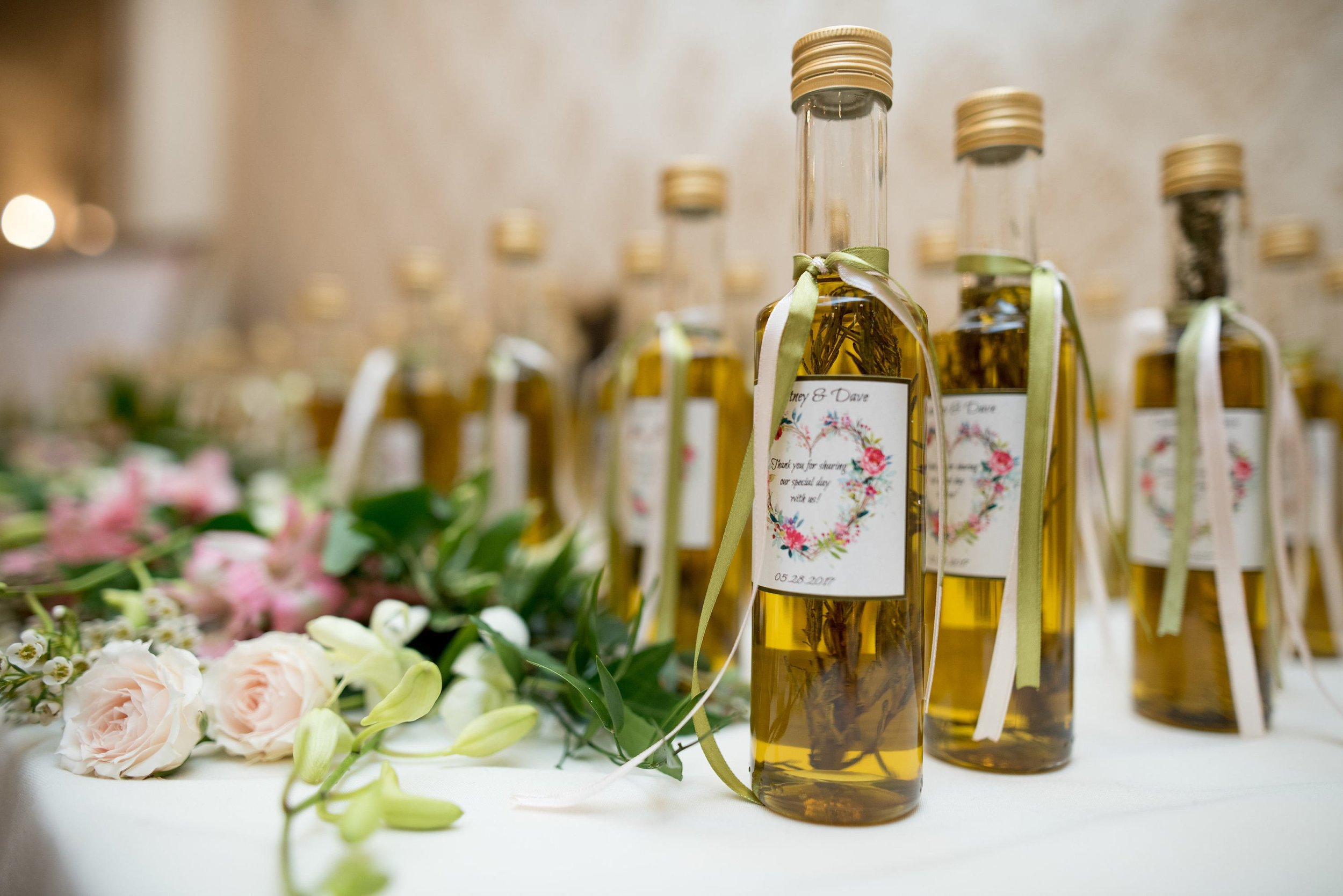 75 Olive Oil Favors, Rosemary Infused Wedding Birthday.jpg