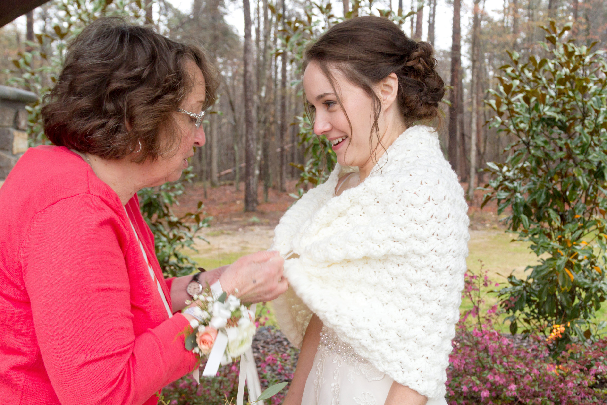 ivory bridal shawl crochet wedding cape