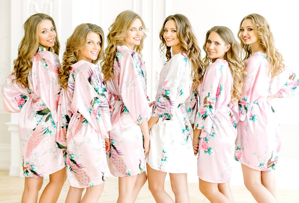 Set of 5 Bridesmaid Robes.jpg