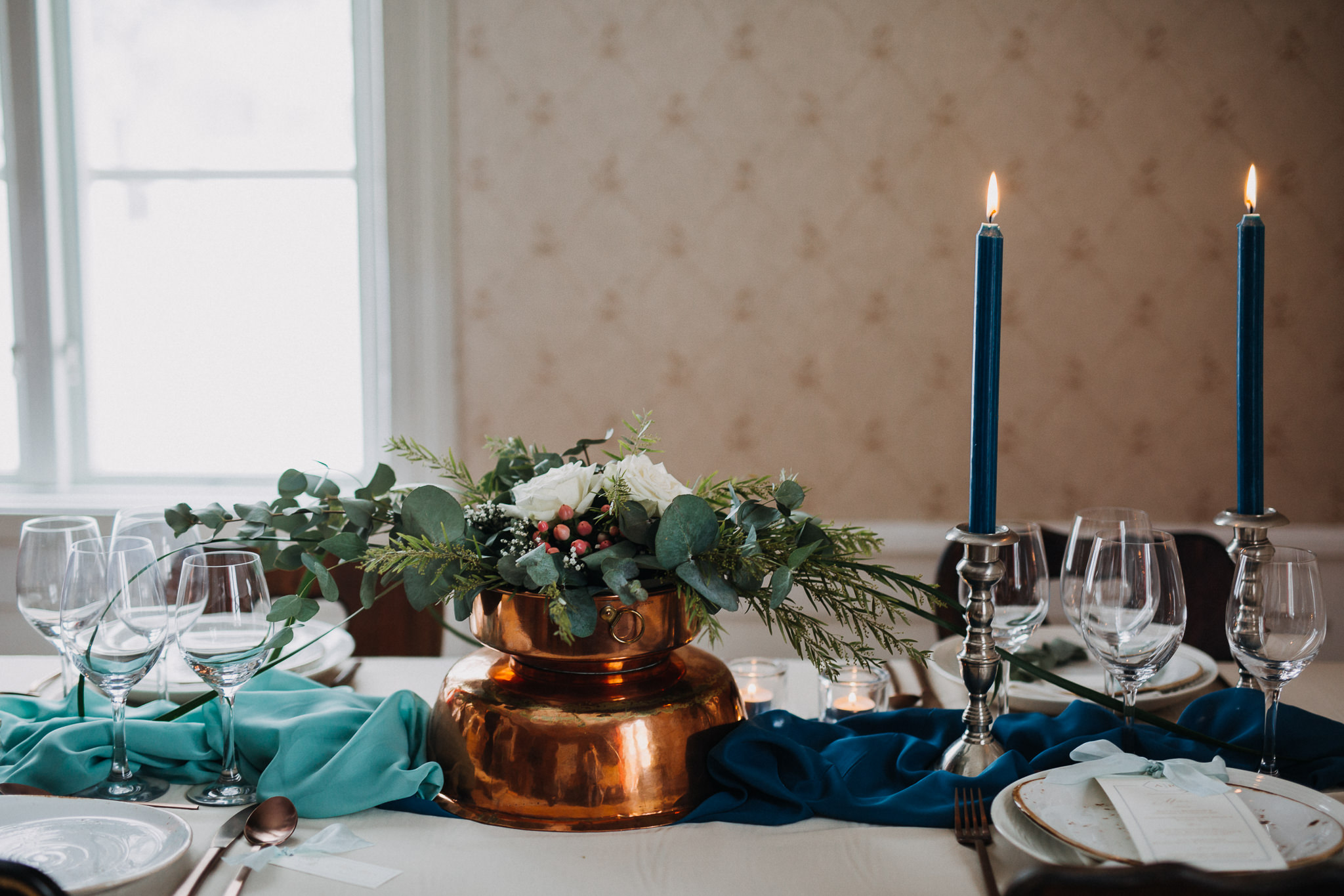 rustic winter wedding decor table.jpg