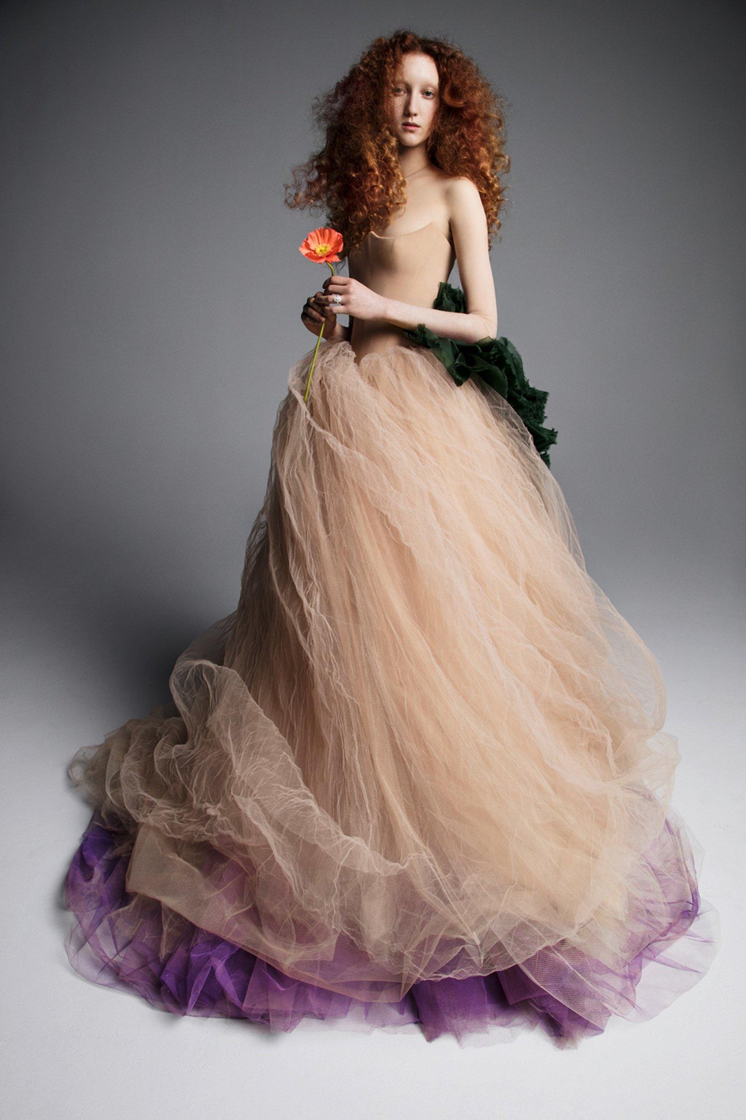 Vera Wang Spring 2019 Bridal Collection Inspiration And Advice