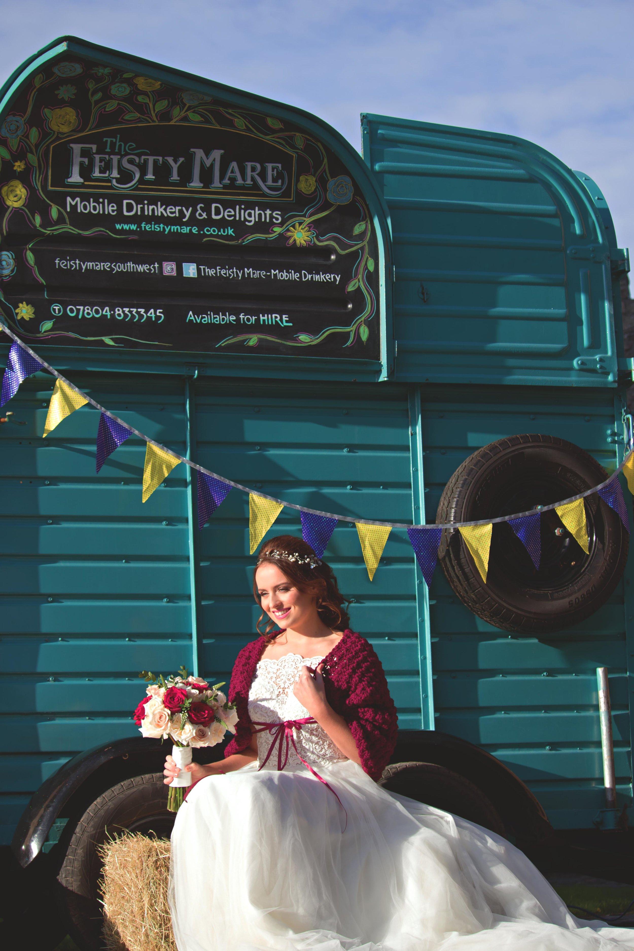 crochet bridal shawl walton castle wedding.jpg