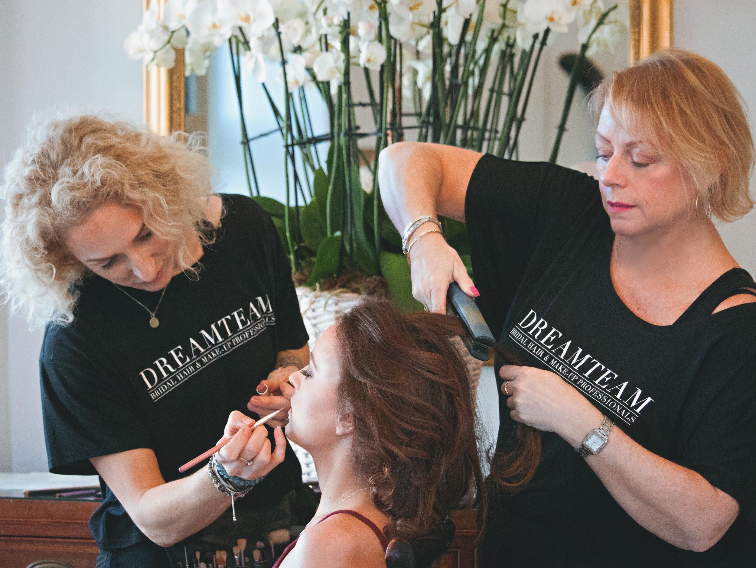 bridal hairstyle curls braid long hair,..jpg