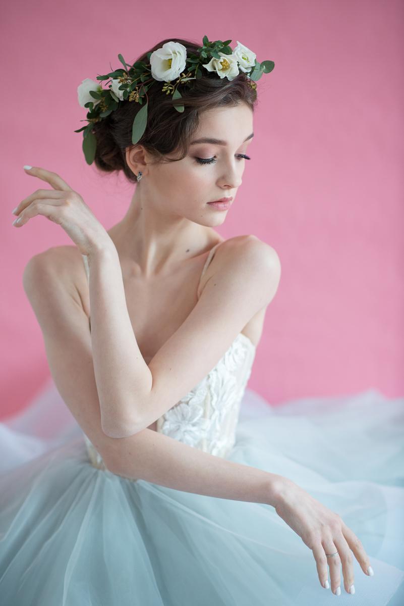 light blue bridal gown milamirabridal