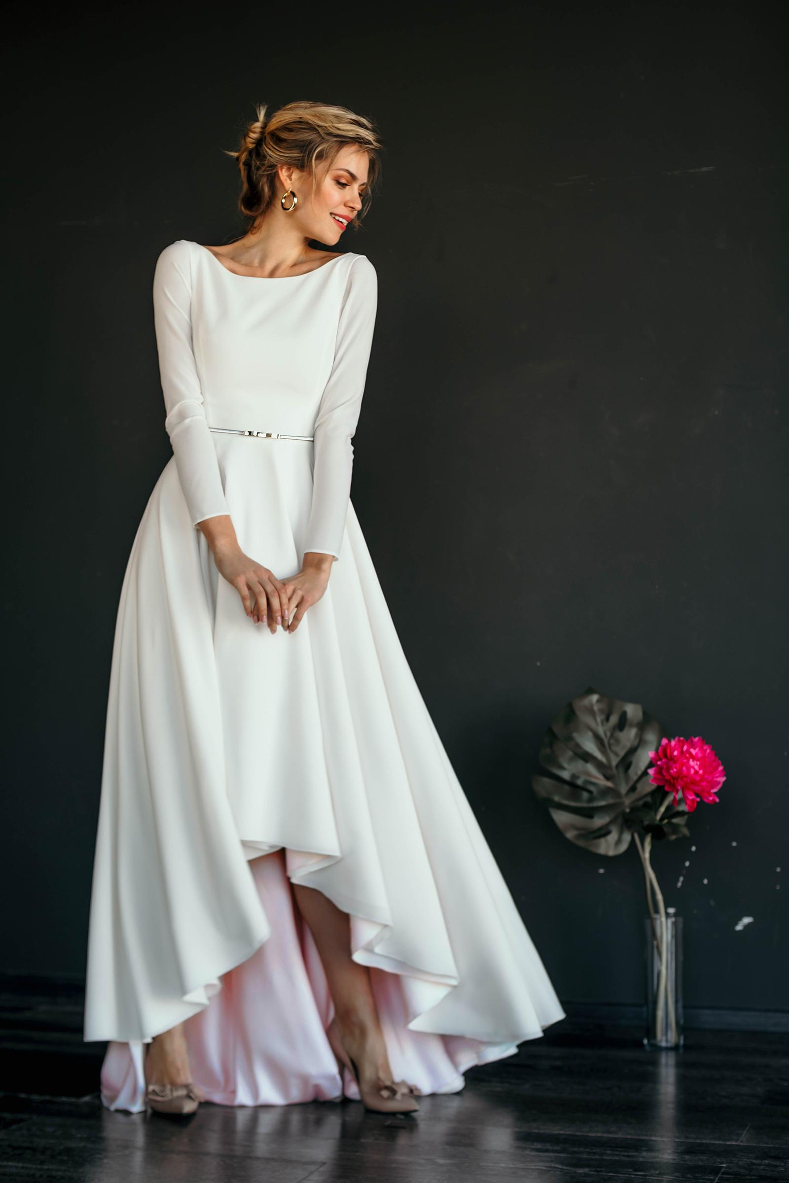 milamira bridal a line wedding gown