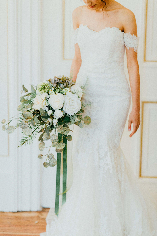 Eucalyptus bouquet, extra large wedding bouquet, statement bridal bouquet, boho wedding flowers, gold wedding bouquet, keepsake flowers.jpg