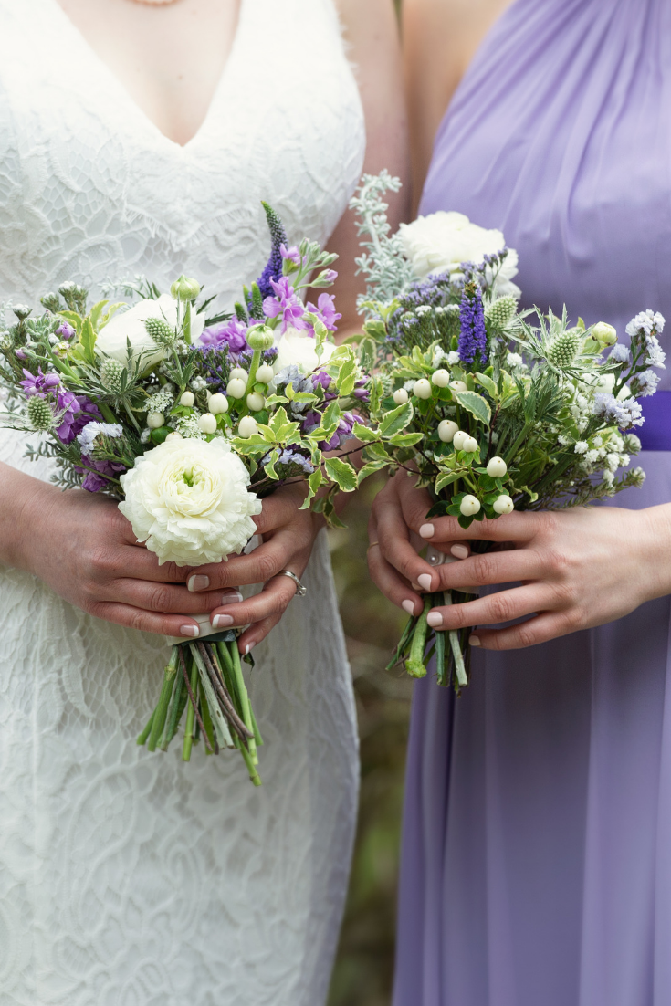 Romantic Elopement at Tin Poppy Retreat in British Columbia lavender 6.png