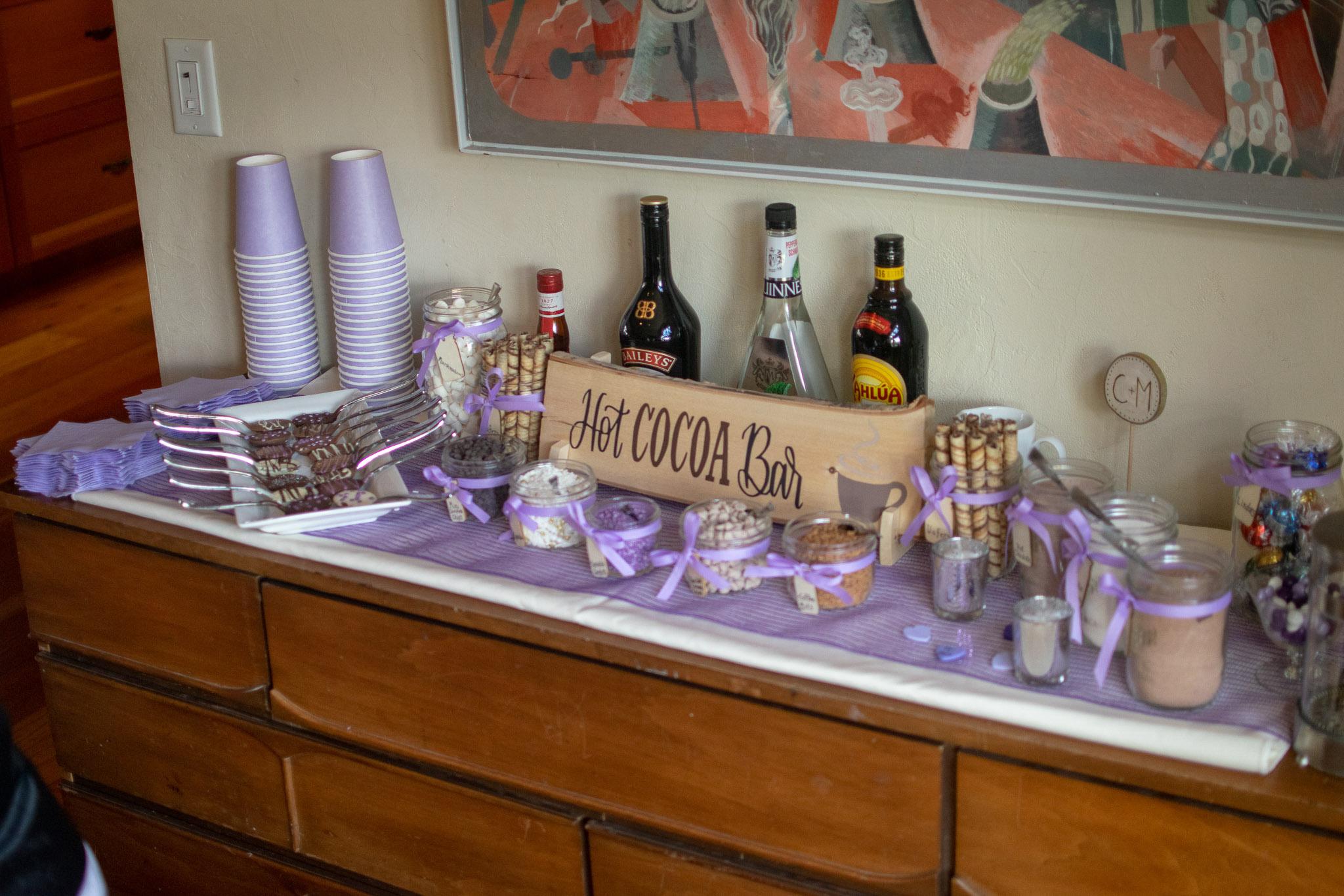 Romantic Elopement at Tin Poppy Retreat in British Columbia lavender wedding.jpg