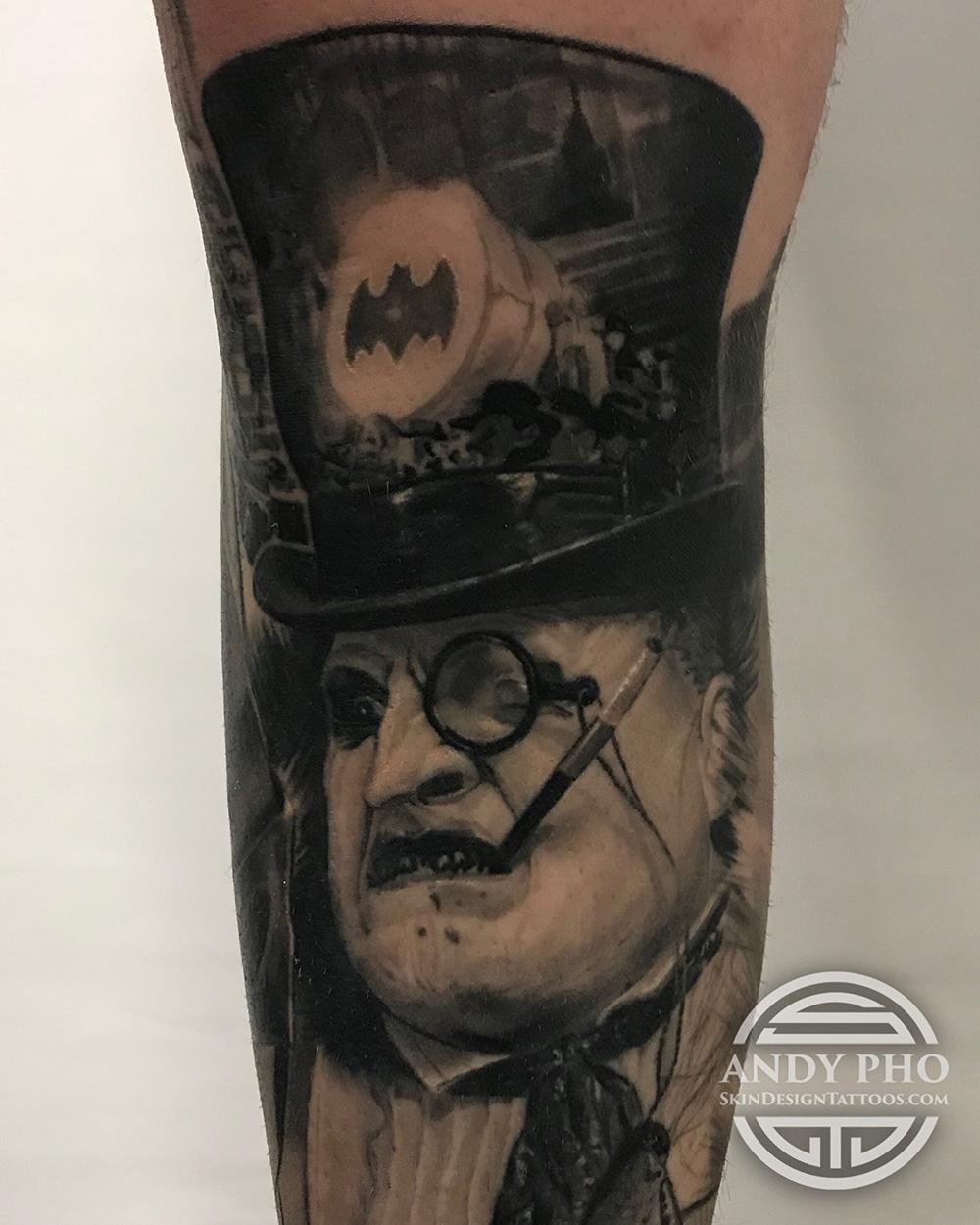 Andy Pho Penguin tattoo.JPG