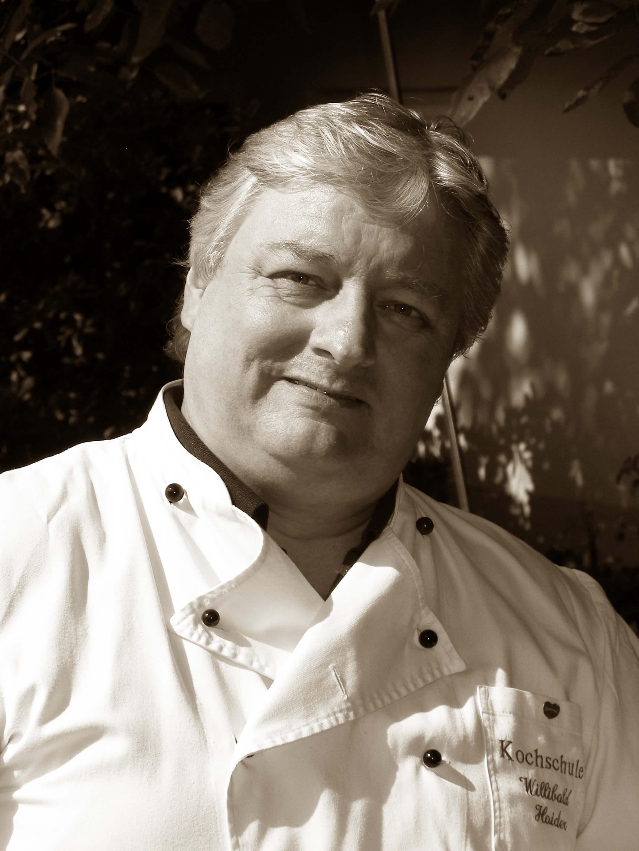 Haubenkoch Willi Haider