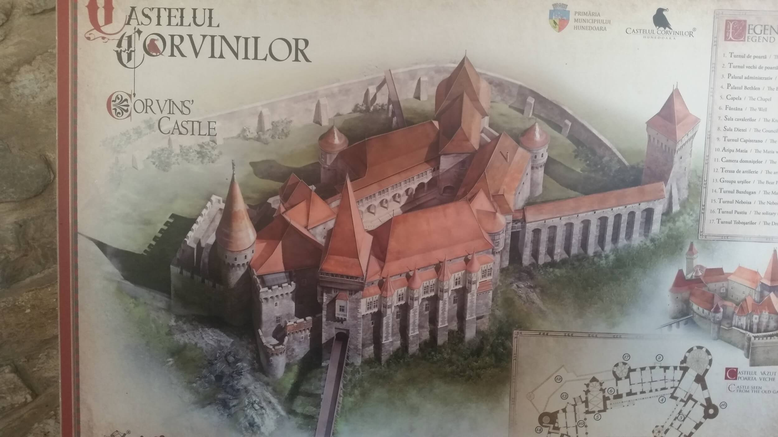 Hunedora Burg