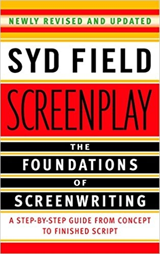 THE FOUNDATIONS OF SCREENWRITING by Syd Field. This one is a great place to start.