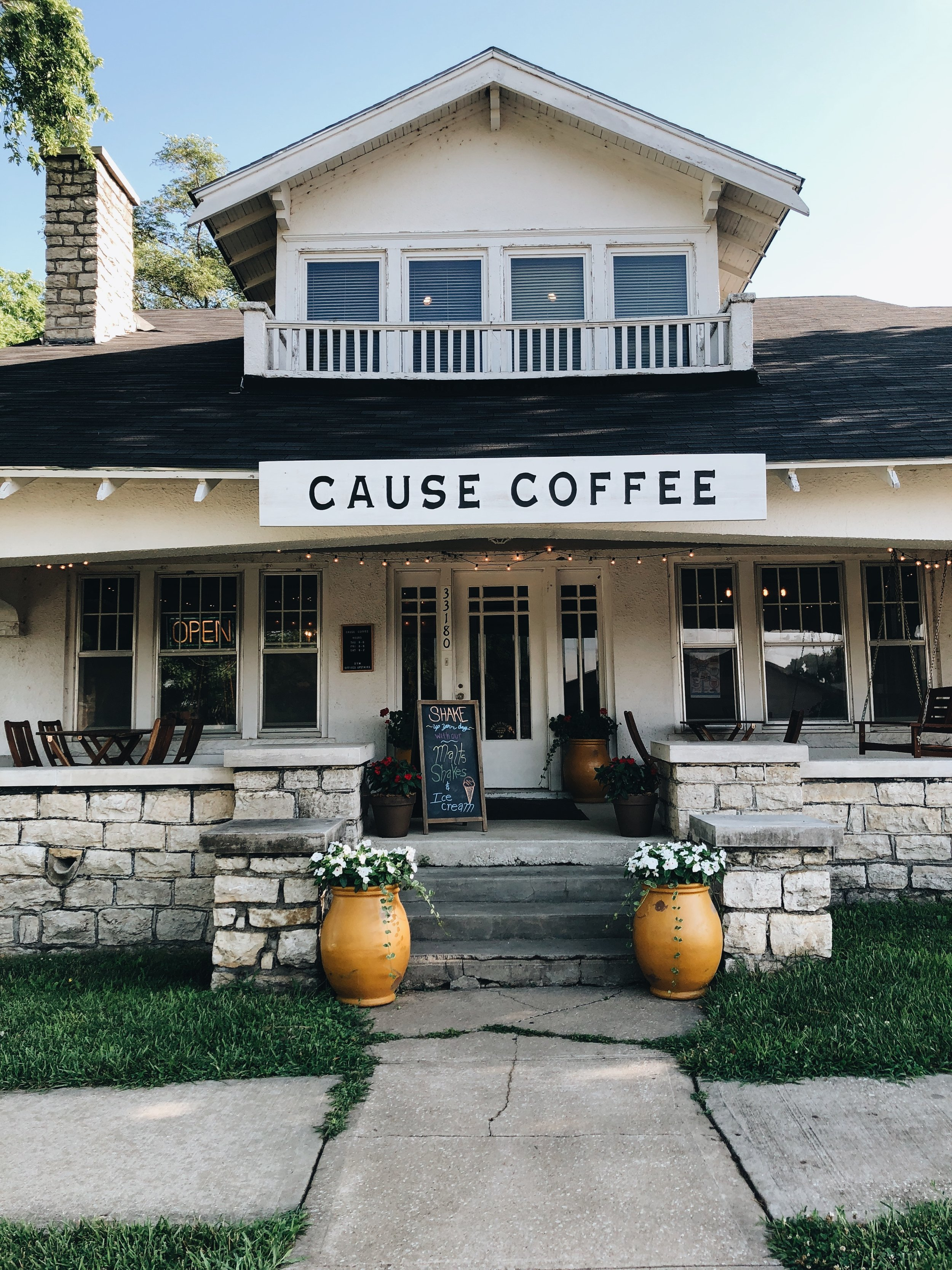 Front of Cause Coffee.JPG