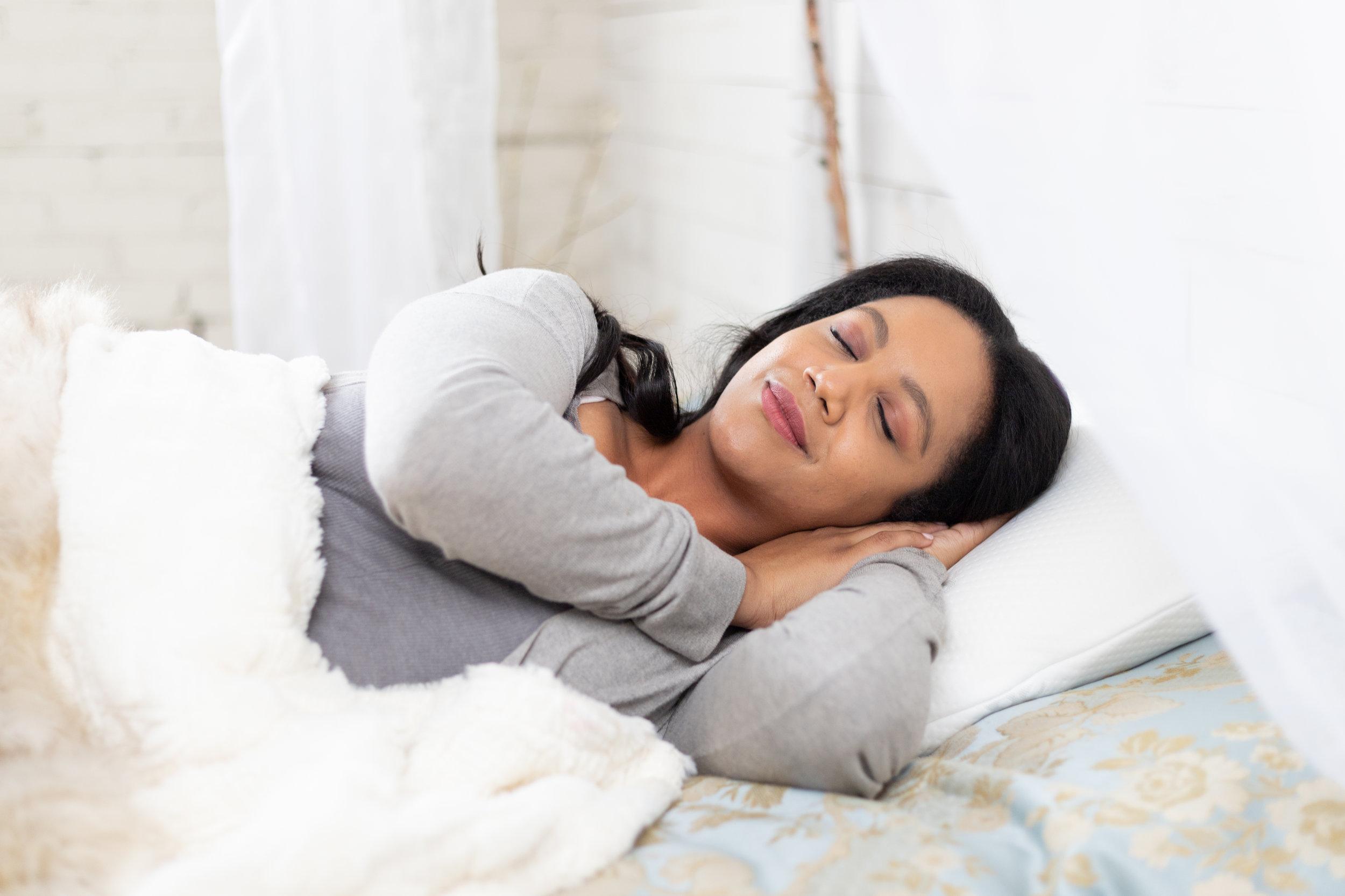 Luxury Shredded Memory Foam Pillow -