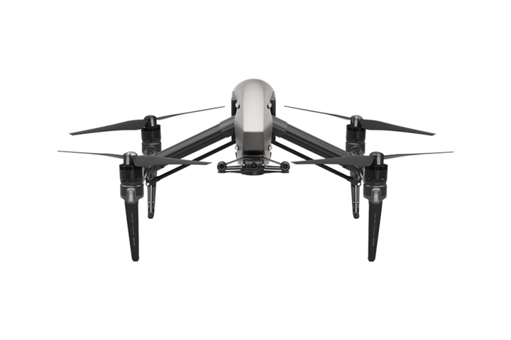 DJI INSPIRE 2 - Image quality, power and intelligence to meet the needs of professional filmmakers and enterprises around the globe.