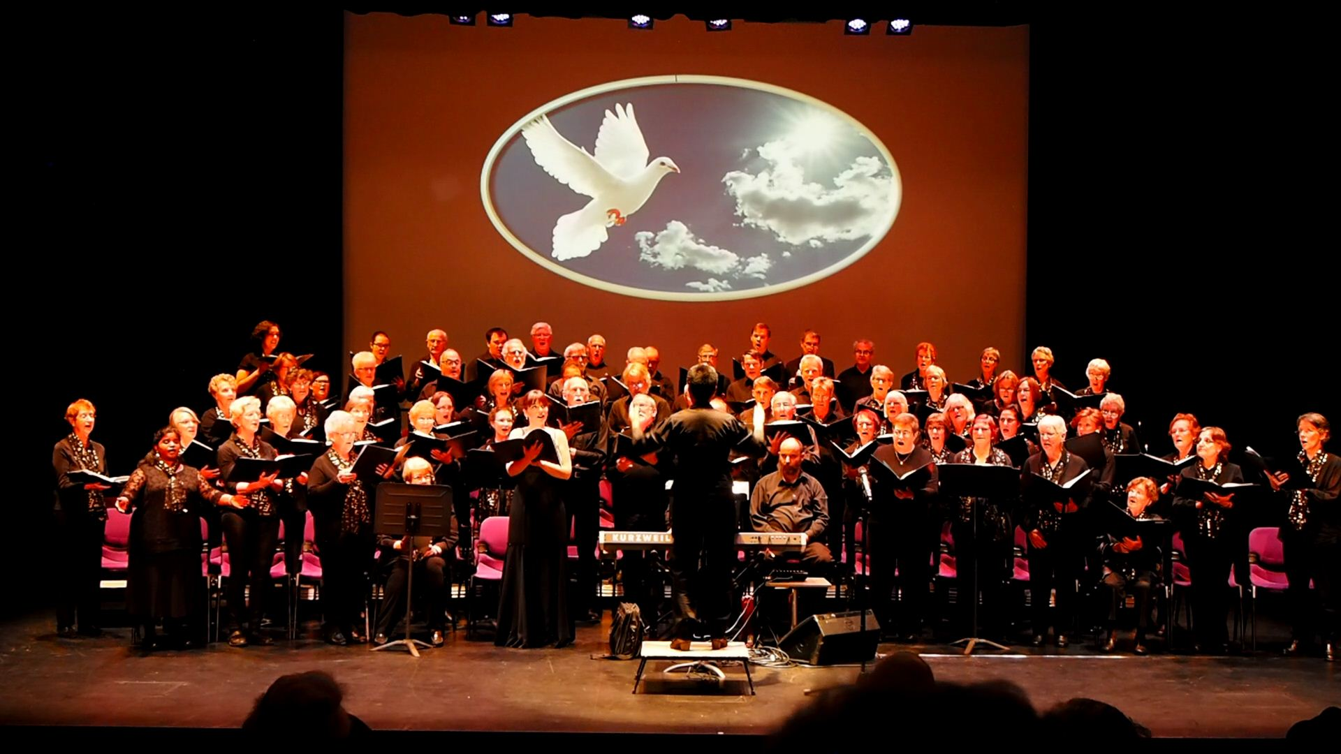 BOOK US - The Yarra Valley Singers would be delighted to perform at your next event.