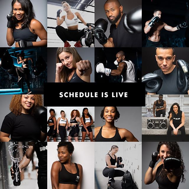 🗣OUR SCHEDULE IS LIVE🔥And The Block is HOT 🥊 So BOOK YOUR SPOT! 👊🏽👊🏽Link in Bio! #BOXINGREMIXED