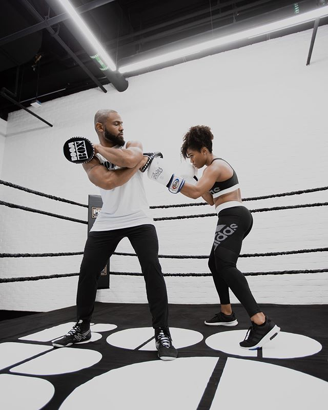 2 FOR 1!!! Buy your 1st class 👊🏽 and we'll hit you right back with the 2nd on us 👊🏽👊🏽. It was all a DREAM until it was REALITY for @brooklyn_globetrotter + @aj_boomin and we can't wait to officially open our doors in just 3 DAYS!!!! 🙌🏾 BOOK YOUR BAG! #BOXINGREMIXED