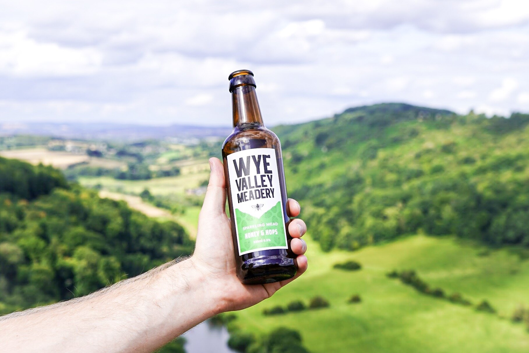 - made in the heart of the wye valley