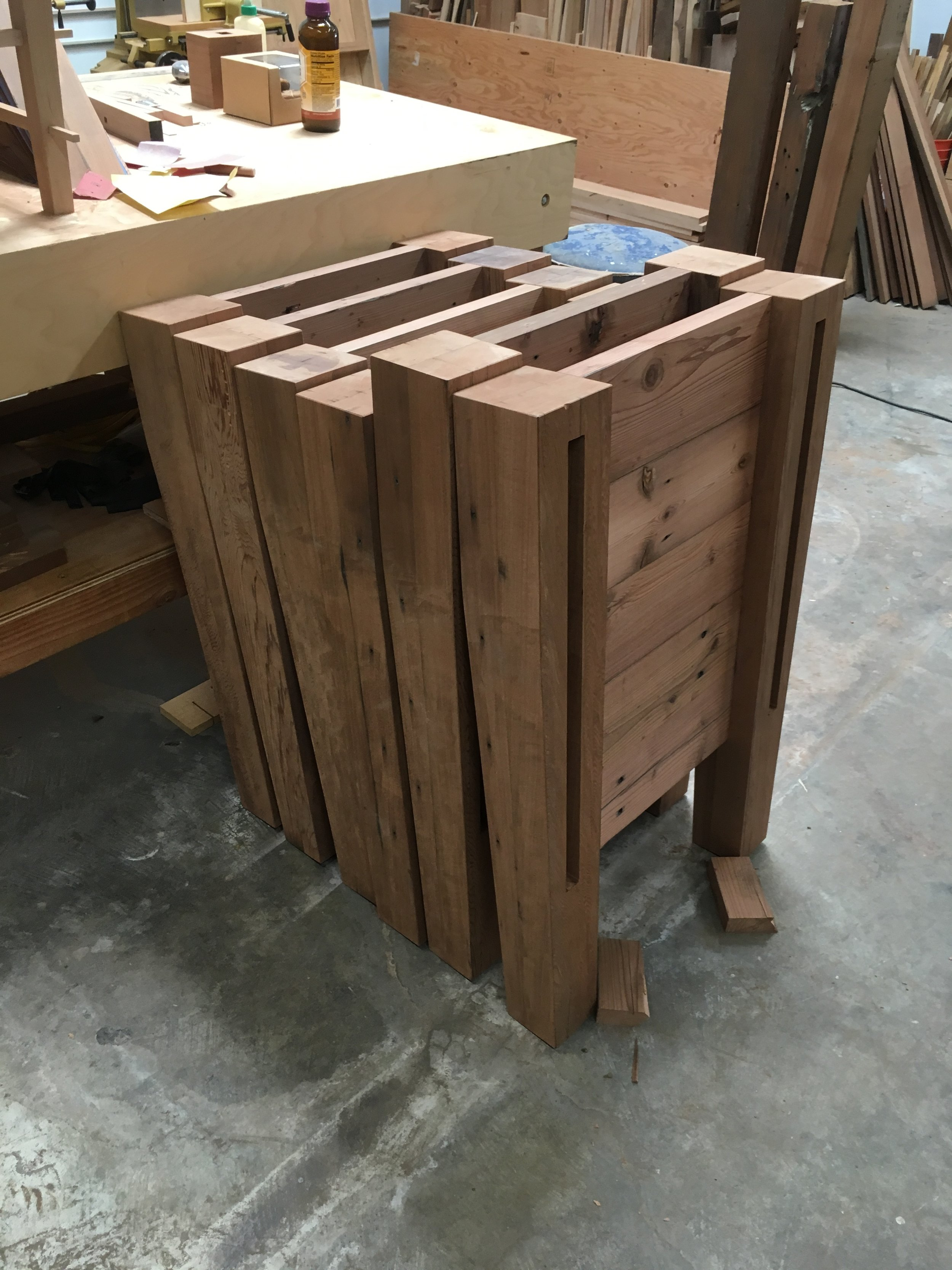 Finished ends