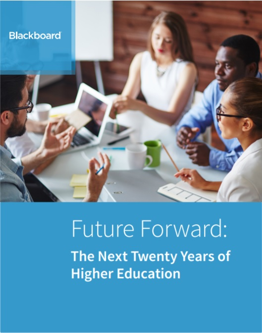 Future Forward - The Next Twenty Years of Higher Education