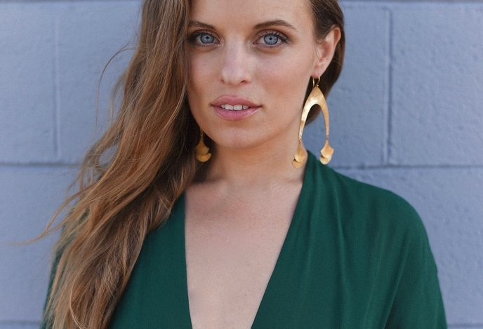 Charlotte Orr - Founder  (Photograph by  Molly Gilholm , Earrings by  Mountainside Made )