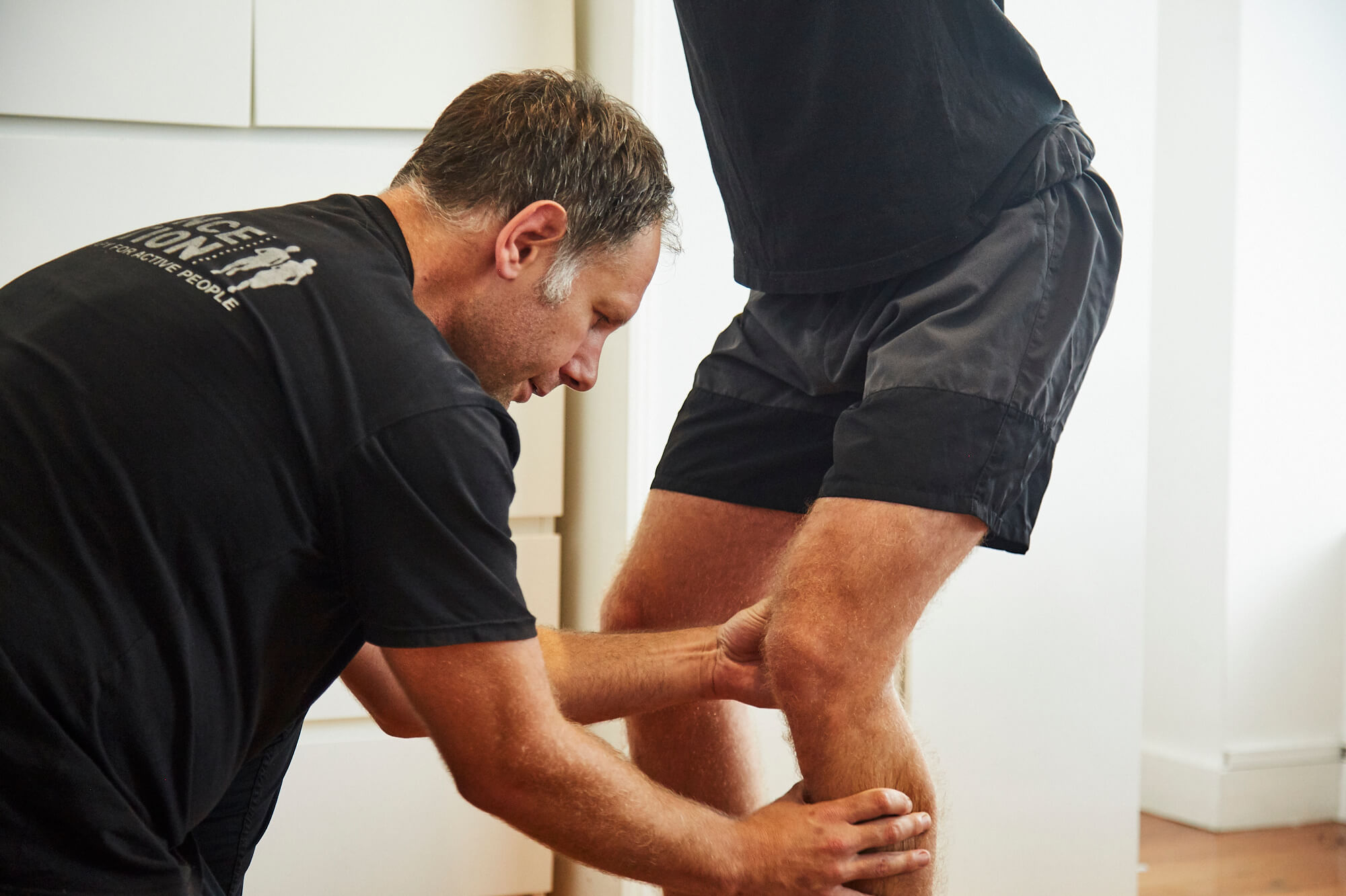 KNEE INJURIES -