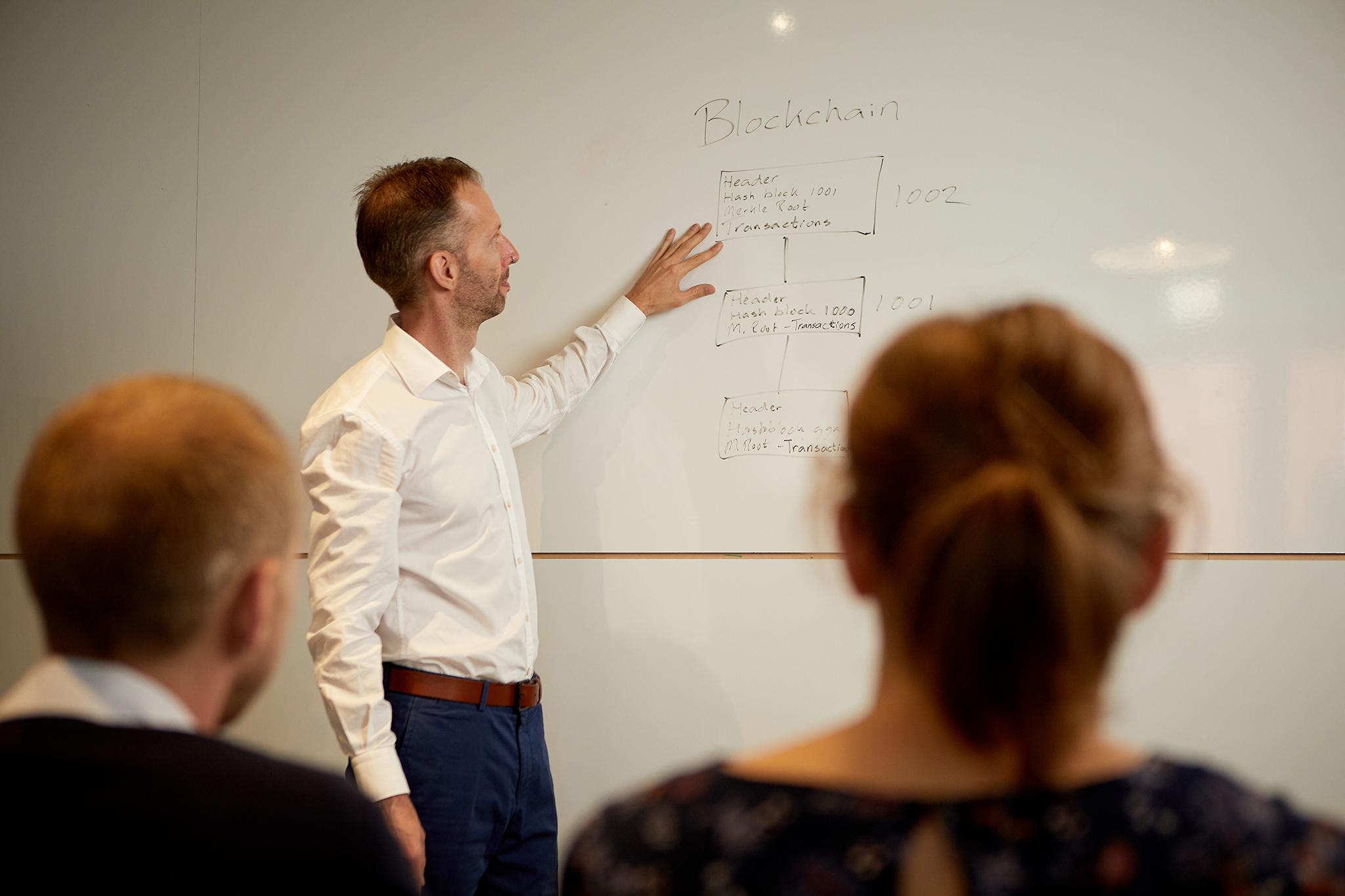 Richard Boeve - Blockchain Strategy