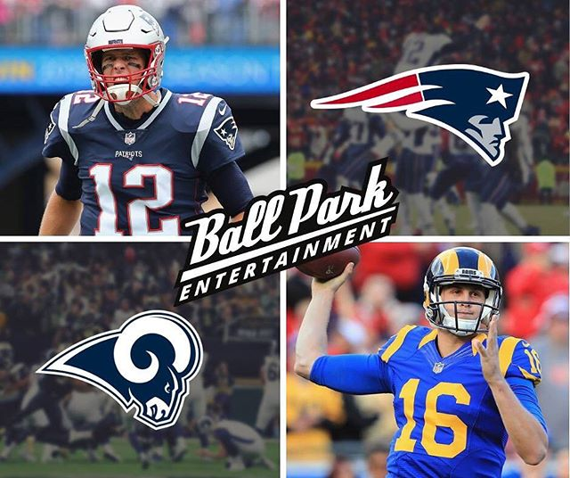 And then there were 2! . The Pats and Rams will lock heads in #SuperBowl 53 in Atlanta on Feb 4. 🏈🐐🇺🇸 . You can be there with us! Contact us now on (03) 8825 6605 or click link in bio for more.
