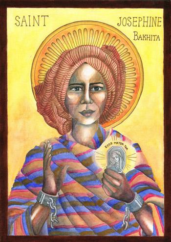 St Josephine Bakhita - 350.jpg