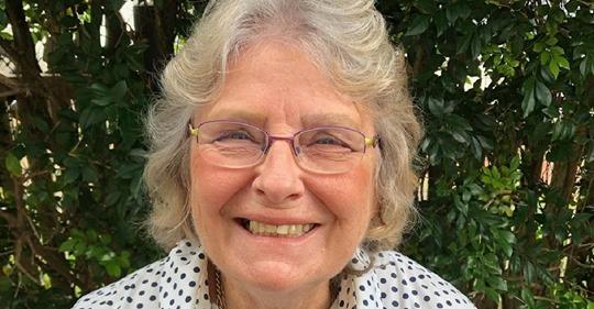Sr Patricia Bailey OP (Canterbury-Bankstown Express Facebook page)