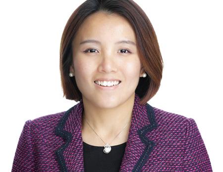 Ms Zoe Wu, Lawyer, Makinson d'Apice.
