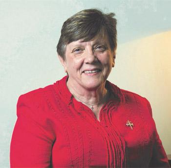 CRA President, Sr Monica Cavanagh RSJ