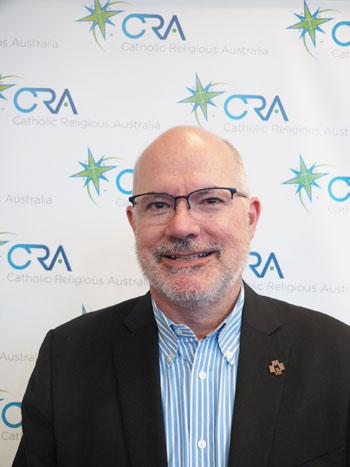 New CRA President Br Peter Carroll fms.